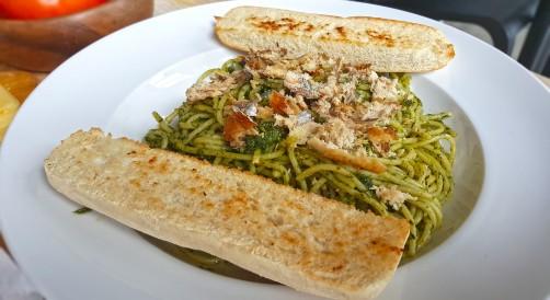 Pesto By the Bay